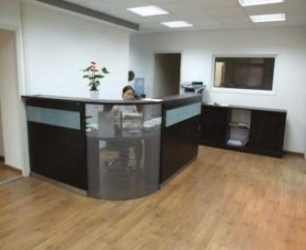 מעולה דלפקים למזכירות   גבאי ריהוט משרדי ZF-95